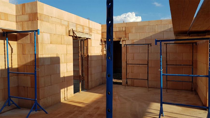 Maison briques SGMO Construction