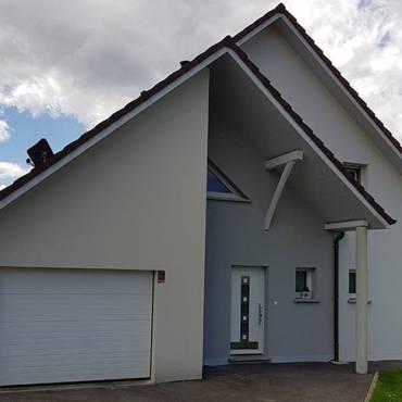 Maison traditionnelle à Faverois (90)