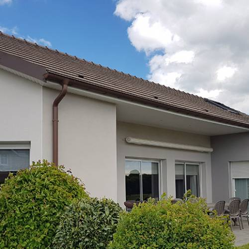Maison en briques Faverois (90)
