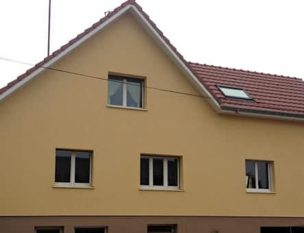 Rénovation et extension maison Belfort (90)
