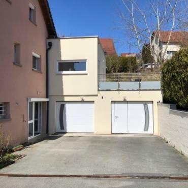 Rénovation et extension maison Châtenois-les-forges (90)